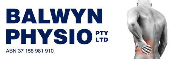 Balwyn Physio Pty. Ltd. Logo